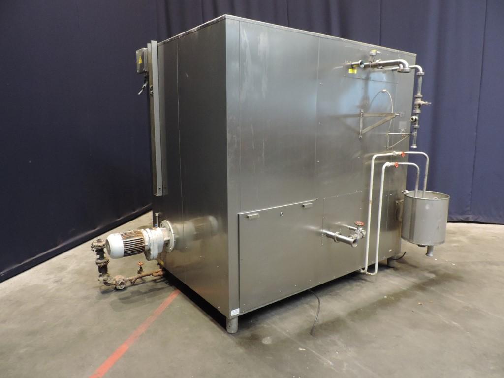 Schröder WK178-1400-xz-WR Scrape heat exchangers