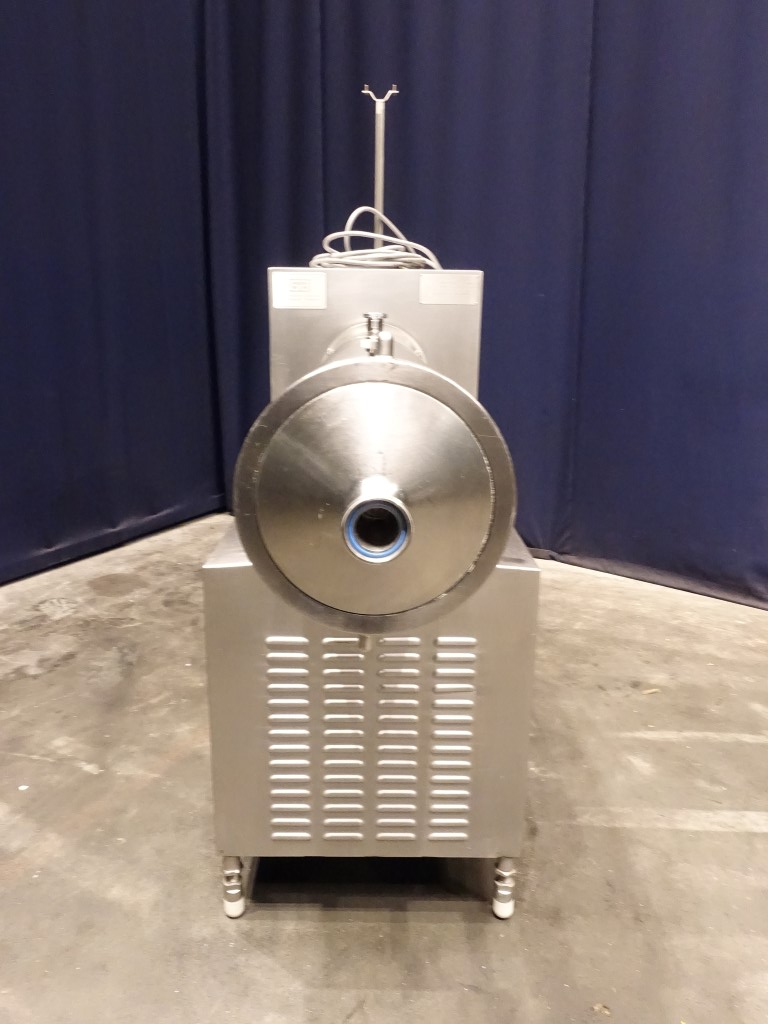 Gerstenberg & Agger Pin Rotor machine 1 x 85 Ltr. Margarine equipment