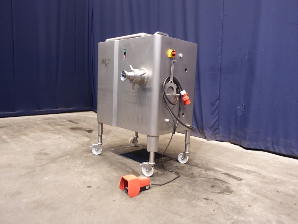 Mado Ultra Processed cheese equipment