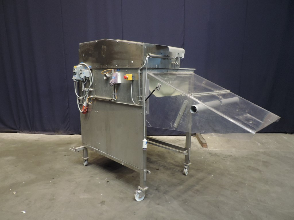 Heckmann Beutelaufschneidemaschine Разрозненное оборудование