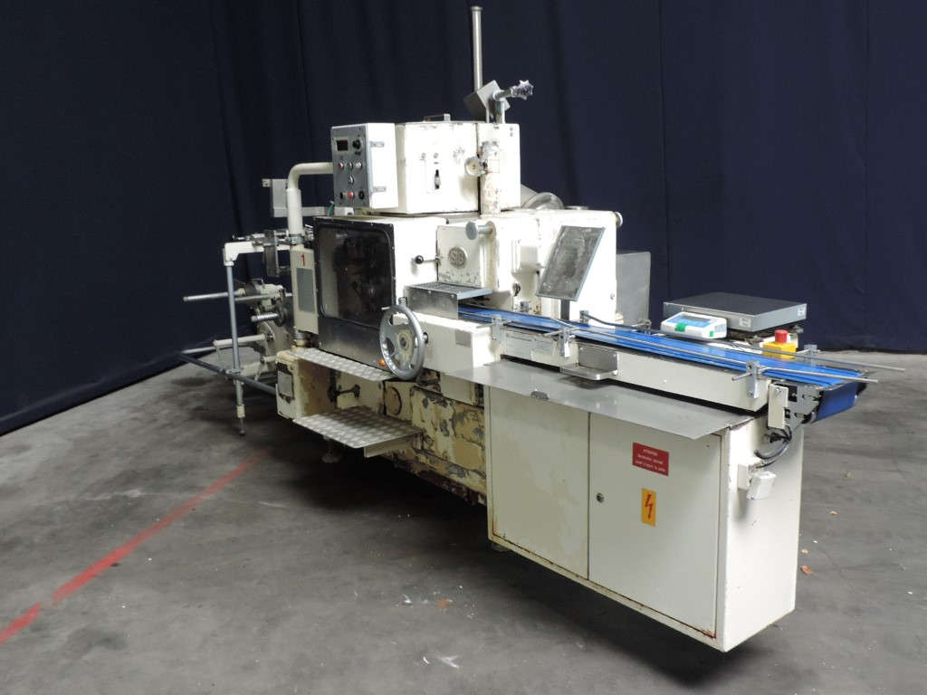 SIG FD140 Butter/Margarine filling machines