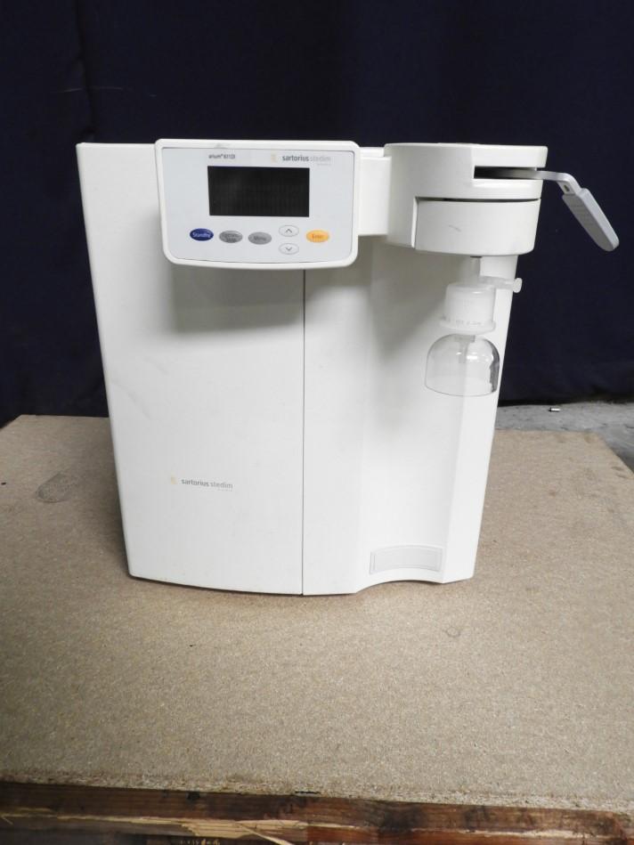 Sartorius Arium 611DI Lab equipment