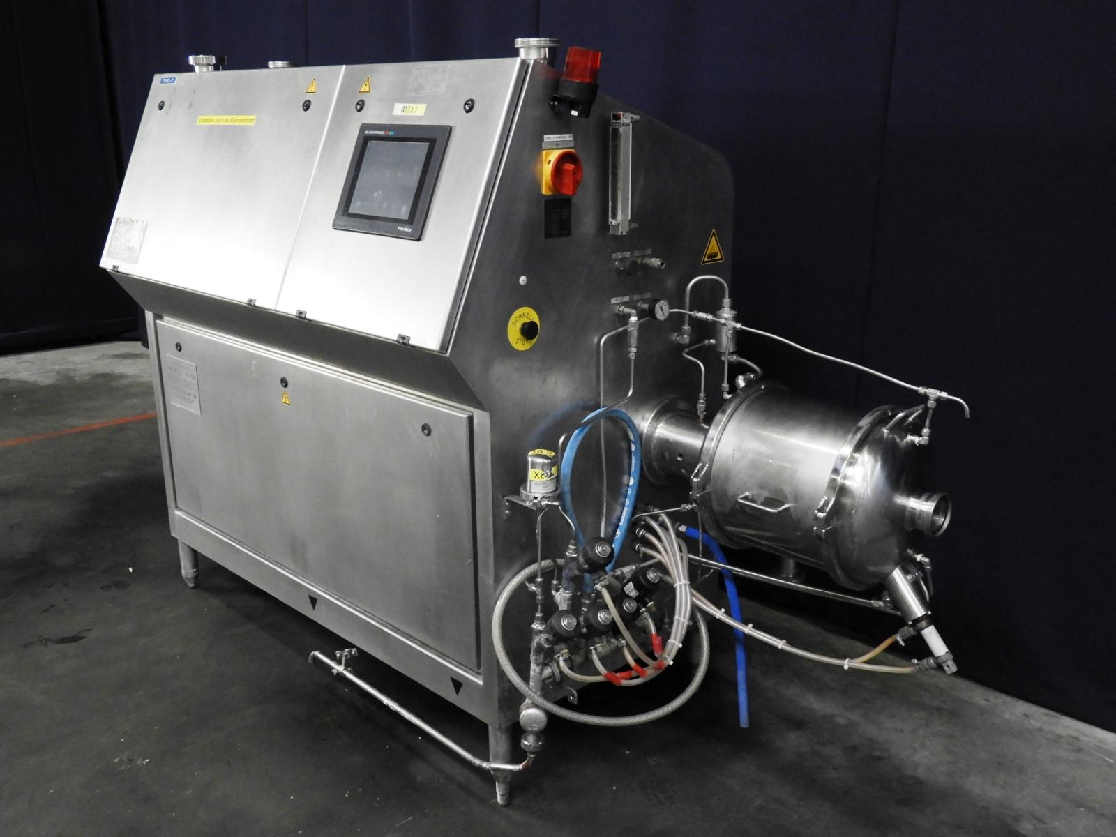 Mondomix VL-E50 Machine à faire mousser