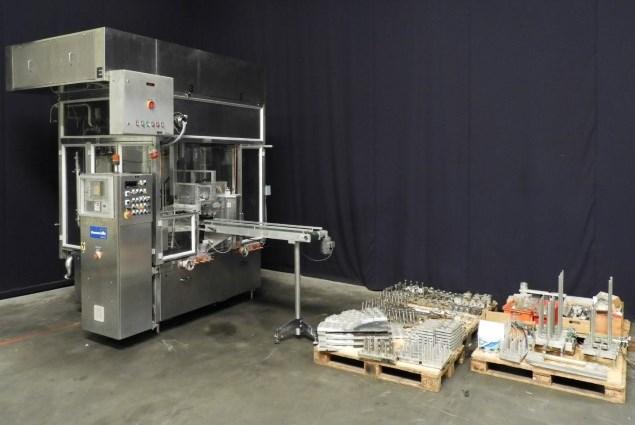 Waldner DOSOMAT 10.8 Becherfüllmaschinen