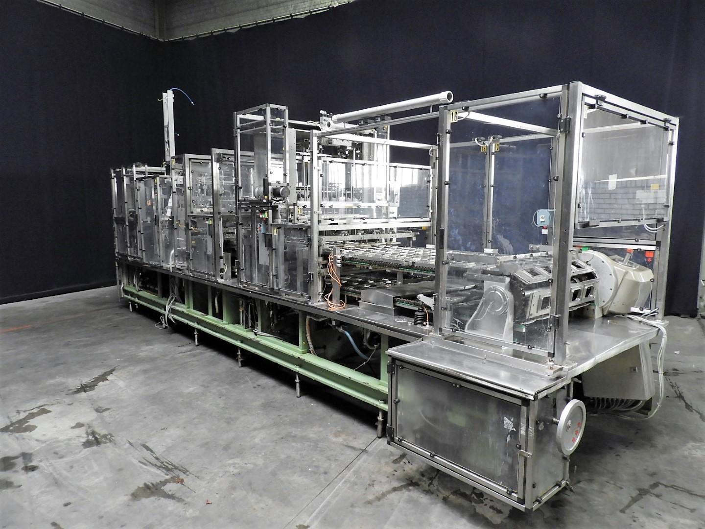Hamba BK 8004 Cup filling machines