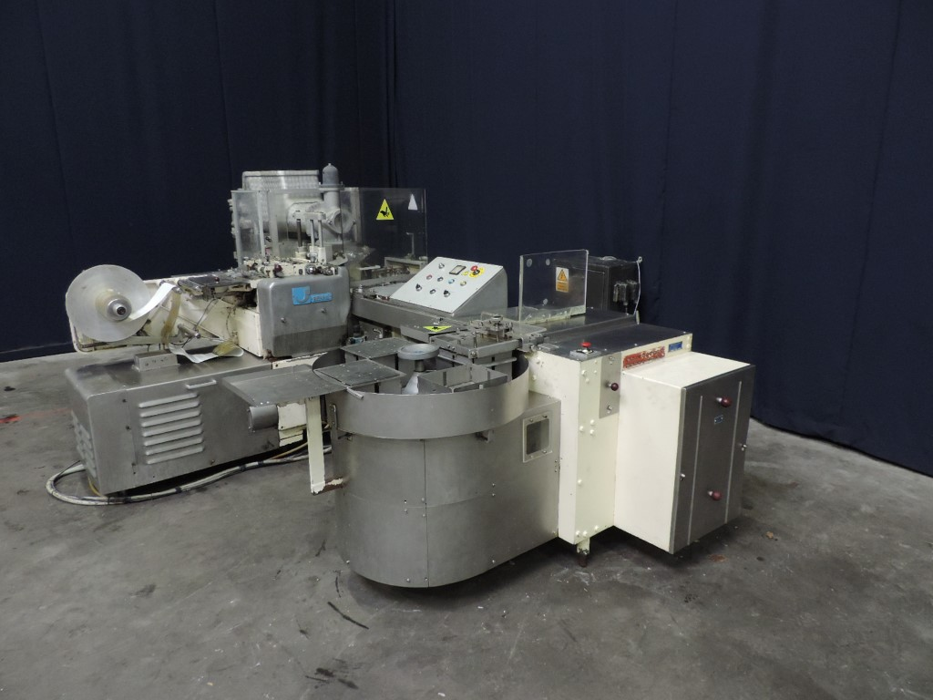 Benhil 8358/52 Foliewikkel machines
