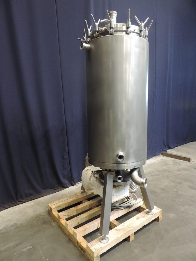 Terlet Terlotherm T1-4 Scrape heat exchangers
