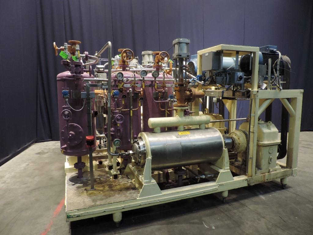 Penn & Bauduin Merksator Margarinemaschinen