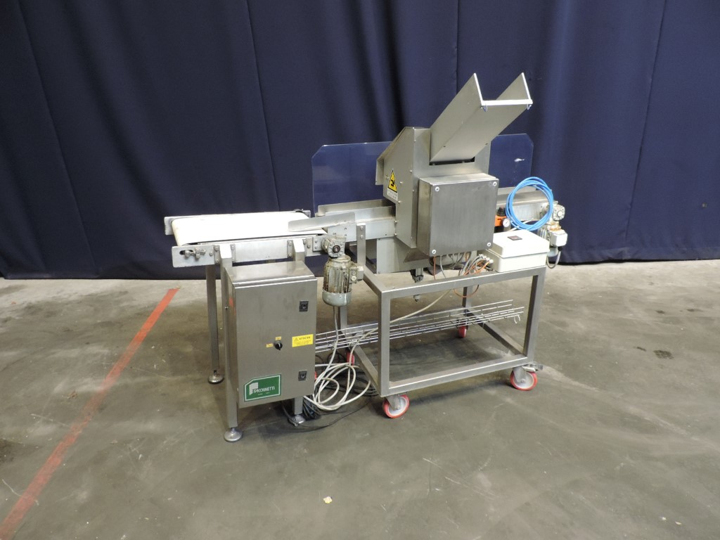 Facchinetti Lid destacking machine Cup filling machines