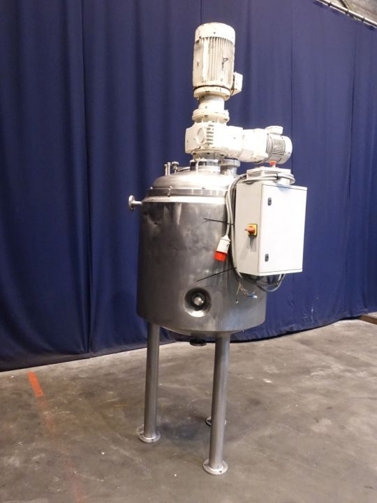 400 ltr Process tanks