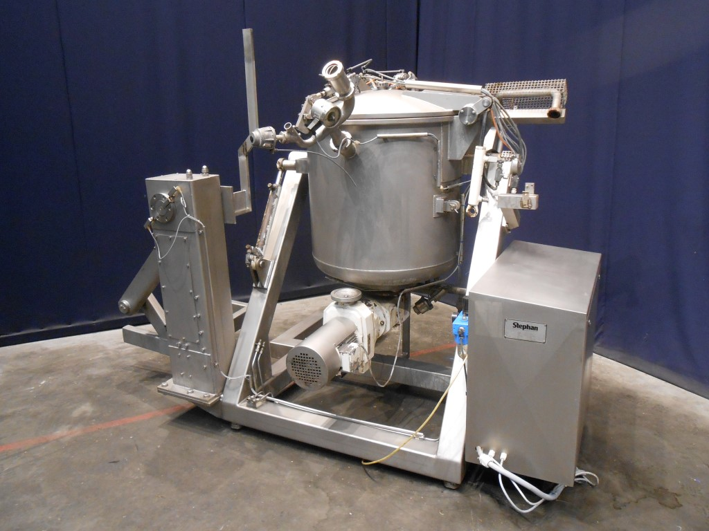 Stephan VM450 Batch mixers
