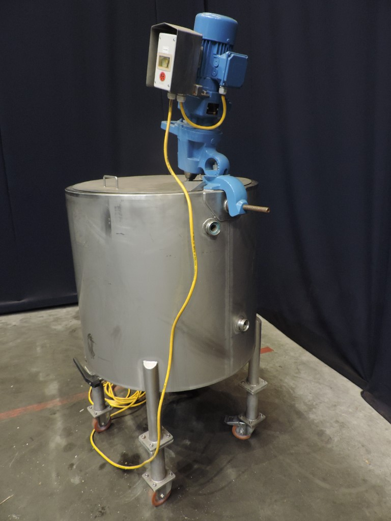 Chemineer 40XPC-0.25 Process tanks