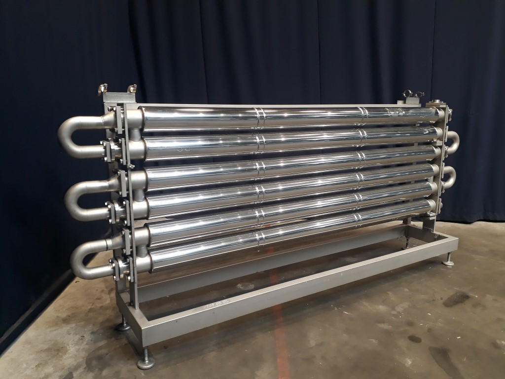 GEA Varitube M Tubular heat exchangers