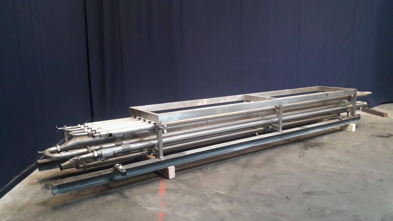 Sacome TFMI Tubular heat exchangers
