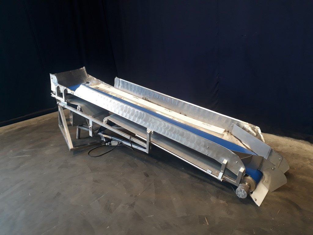 Wolfking TRP Transport conveyors