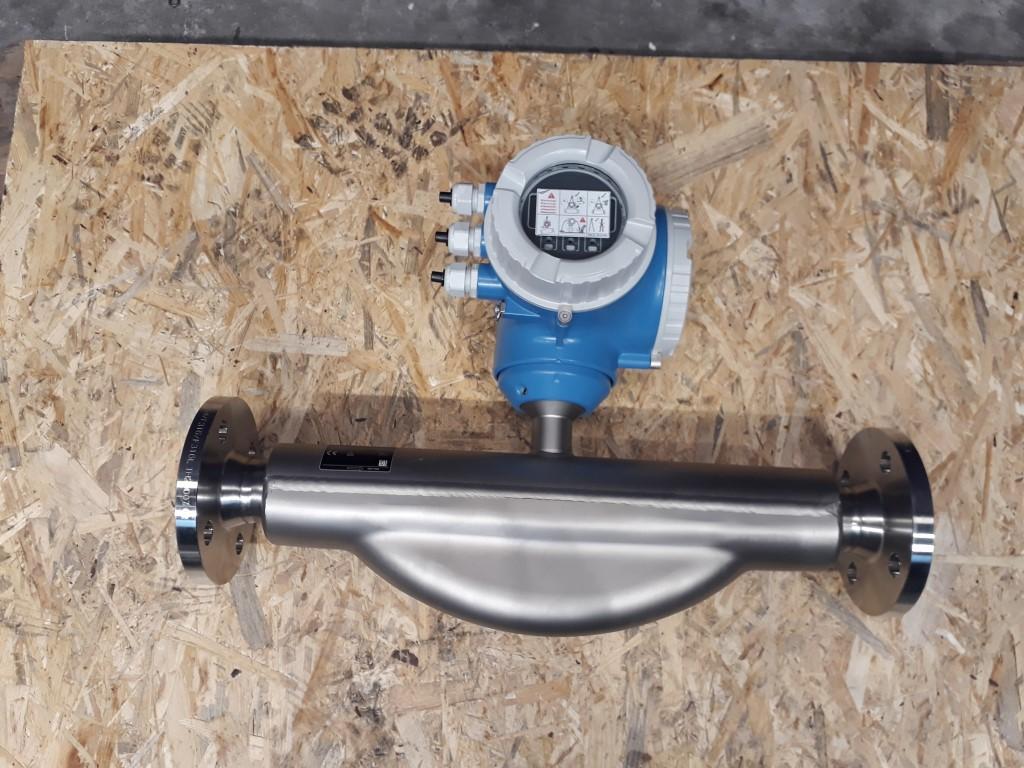 Endress & Hauser Proline 300 HART & Proline Promass F Doorstroommeters