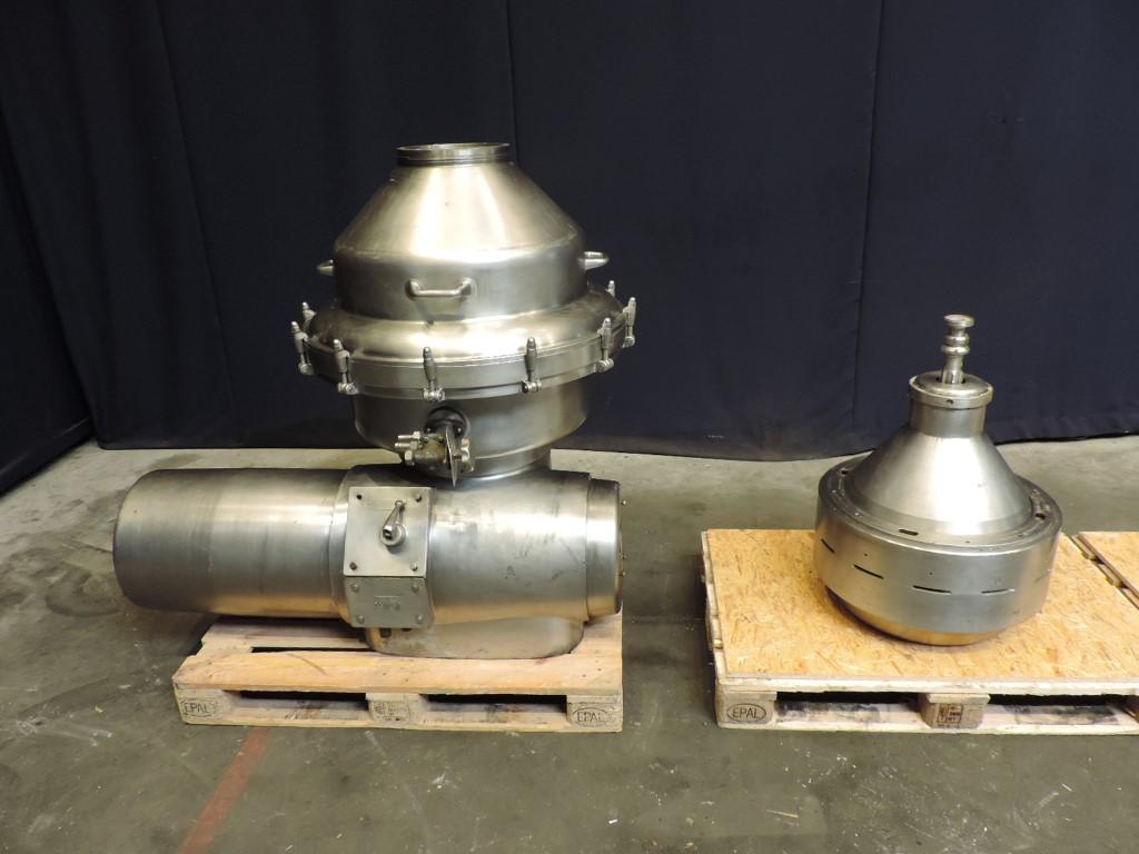Alfa Laval MRPX214SGV-34/4103-32 Other separators