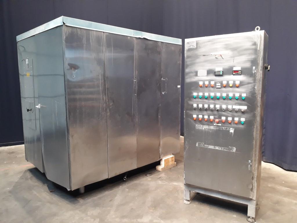 Rannie BTM70.90 High pressure homogenisers
