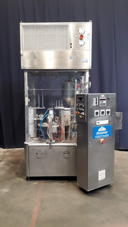 Waldner Dosomat 1.1 Cup filling machines