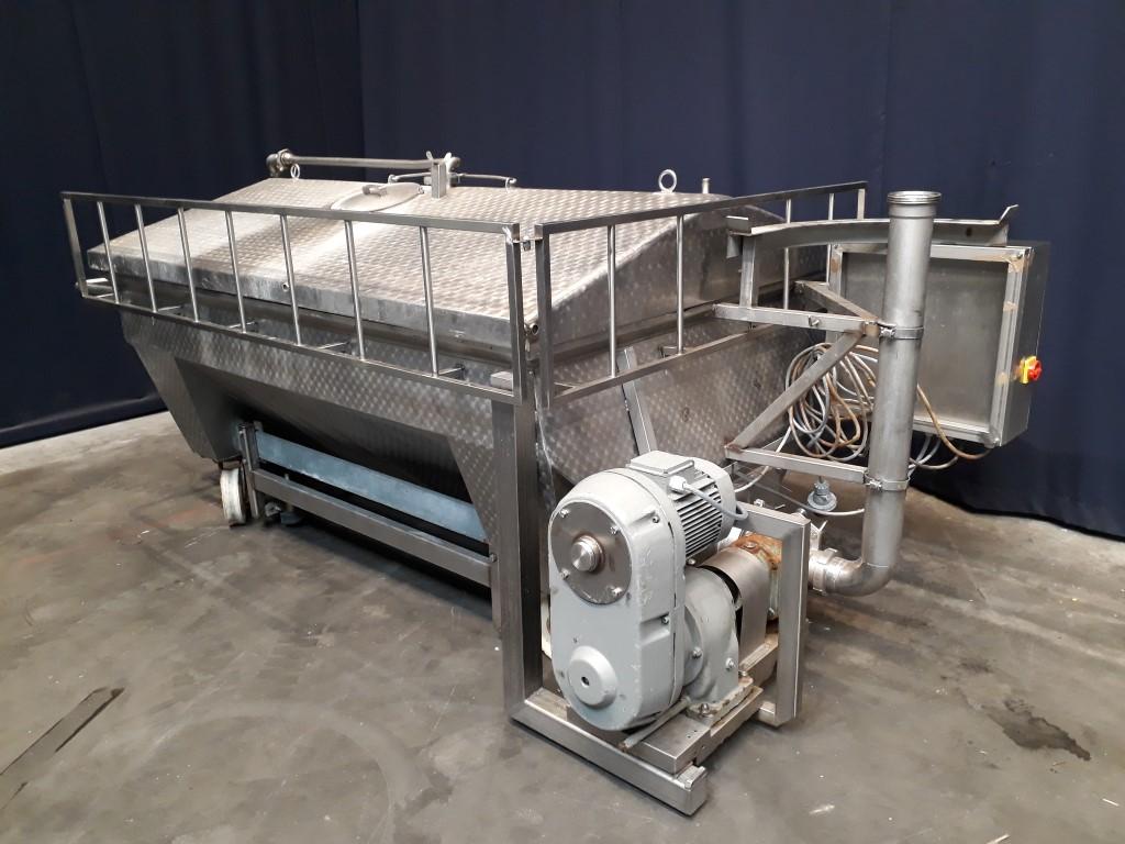 Paasch & Silkeborg VRP 2000 Butter equipment
