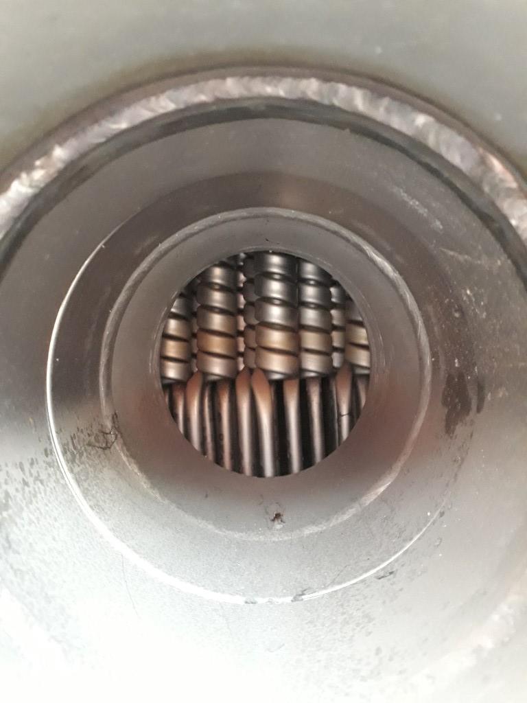 Baelz 106-42-45-FN-B1 Tubular heat exchangers not sanitary