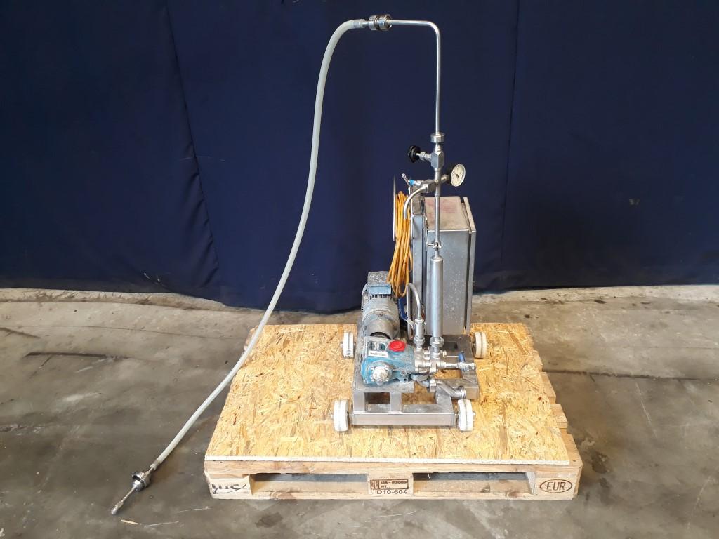 CAT Model 280 Piston pumps