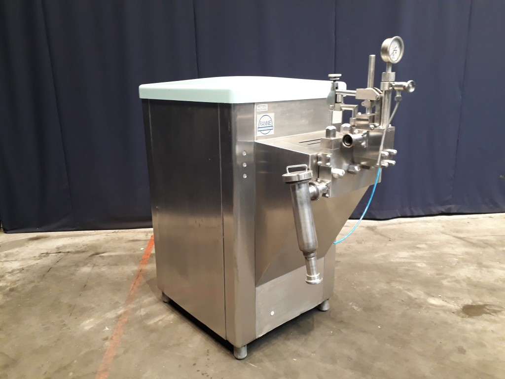 APV Rannie BT 45.72 High pressure homogenisers