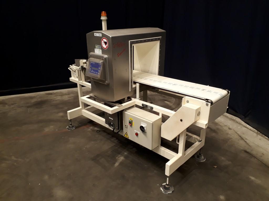 Mettler Toledo Safeline Metal detectors/Check weighers