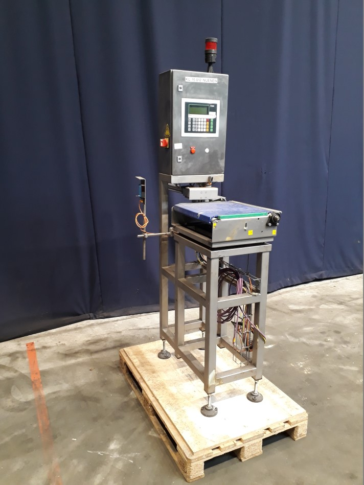 Systec/Delaere IT8000 Metal detectors/Check weighers