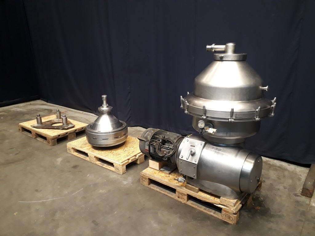 Alfa Laval MRPX 413 SGV-34/4134-11 Other separators
