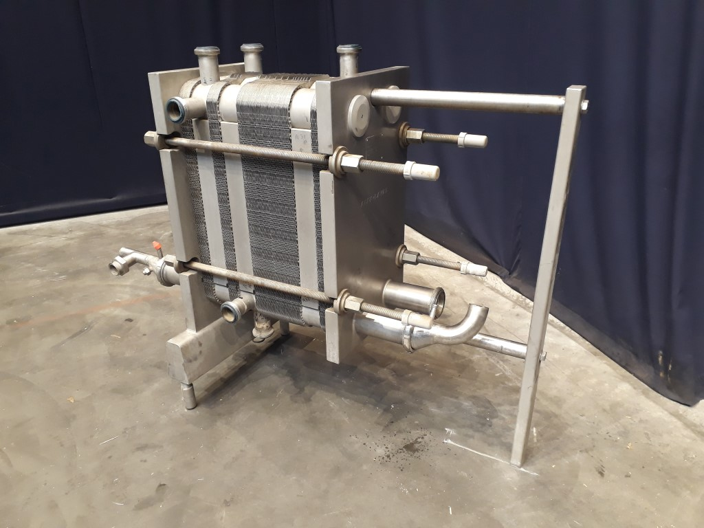 Alfa Laval A10 BFMC Plate heat exchangers