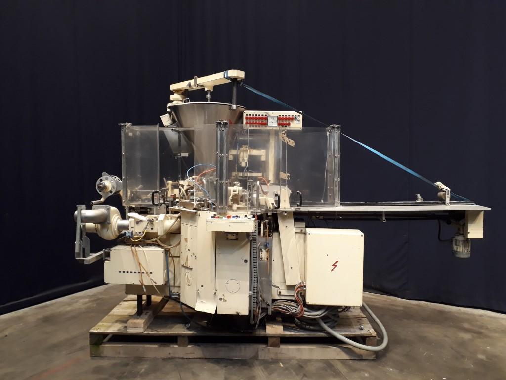 Kustner Delta DF Processed cheese equipment