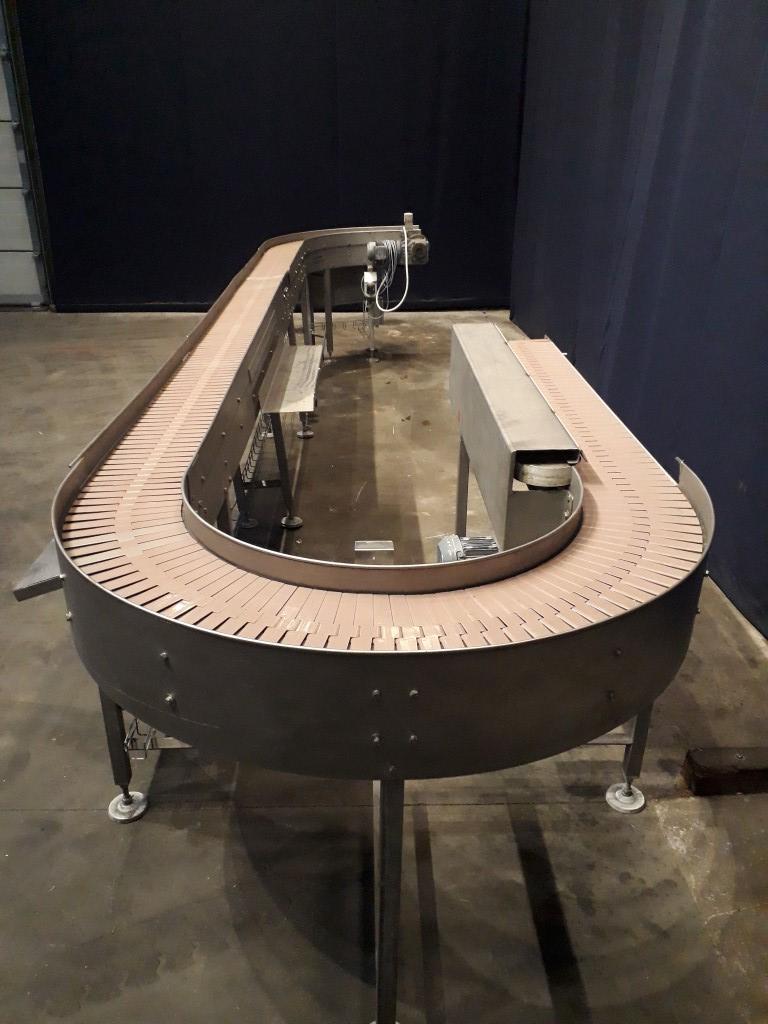 Atelier Dumon Chain Convoyeur de transport