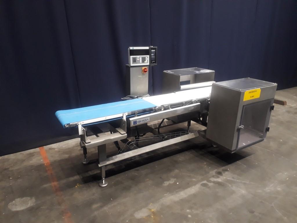 Ishida DACS-W-050-SB-WP-I Metal detectors/Check weighers
