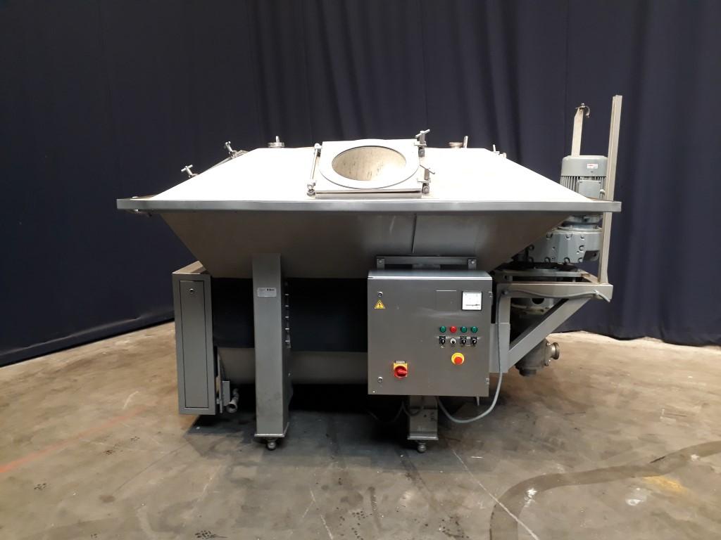 Egli EBW 118 - 500 Butter equipment