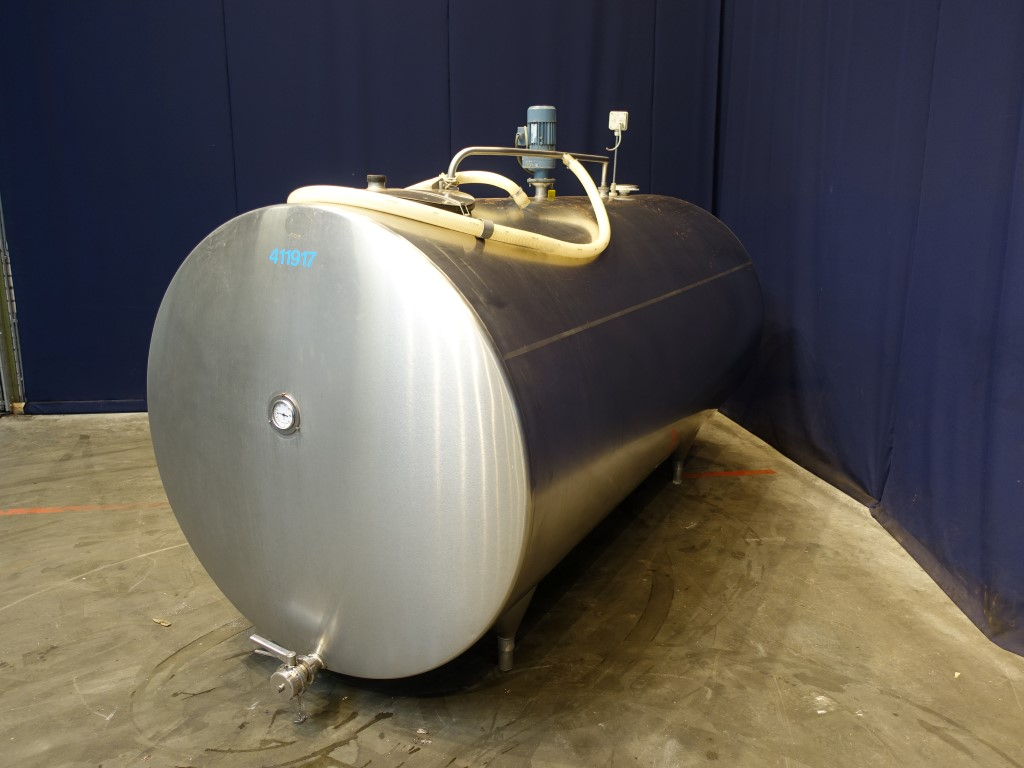 Dru 39 Storage tanks