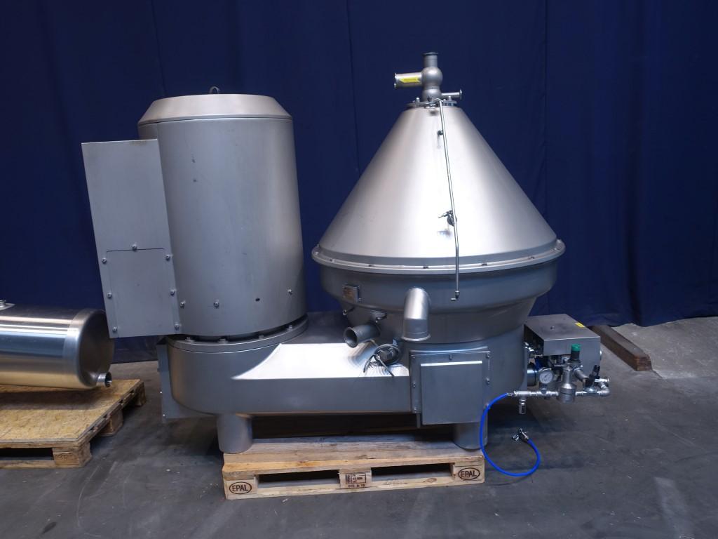 GEA Westfalia CNE 400-01-777 Other separators