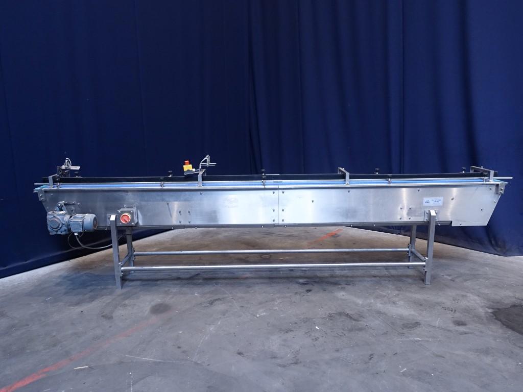 CFK Plastic Chain conveyor Transport conveyors