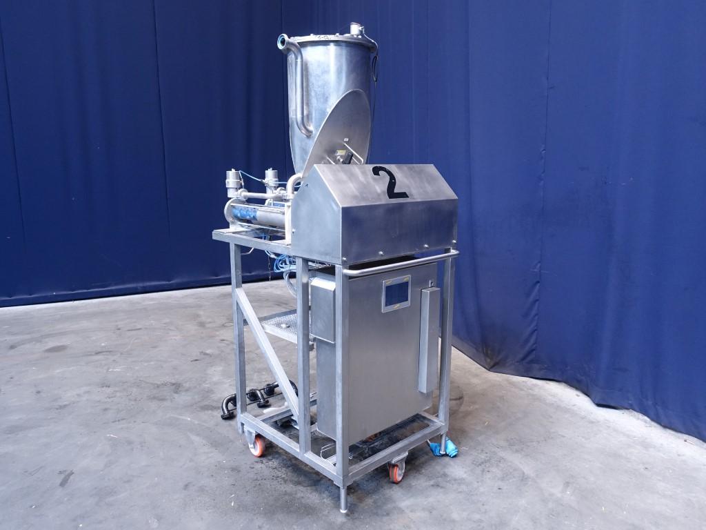 Van Wijk & Boerma – Verder VPHC-12 Dosing machines