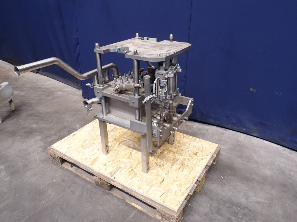 Hassia Dosing unit Cup form, fill and seal (FFS) machines