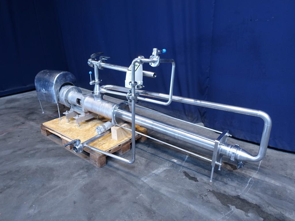 Wangen Kl50S50.4V4A Eccentric screw pumps