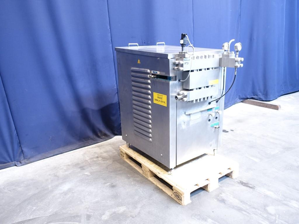 Alfa Laval SHL15A High pressure homogenisers