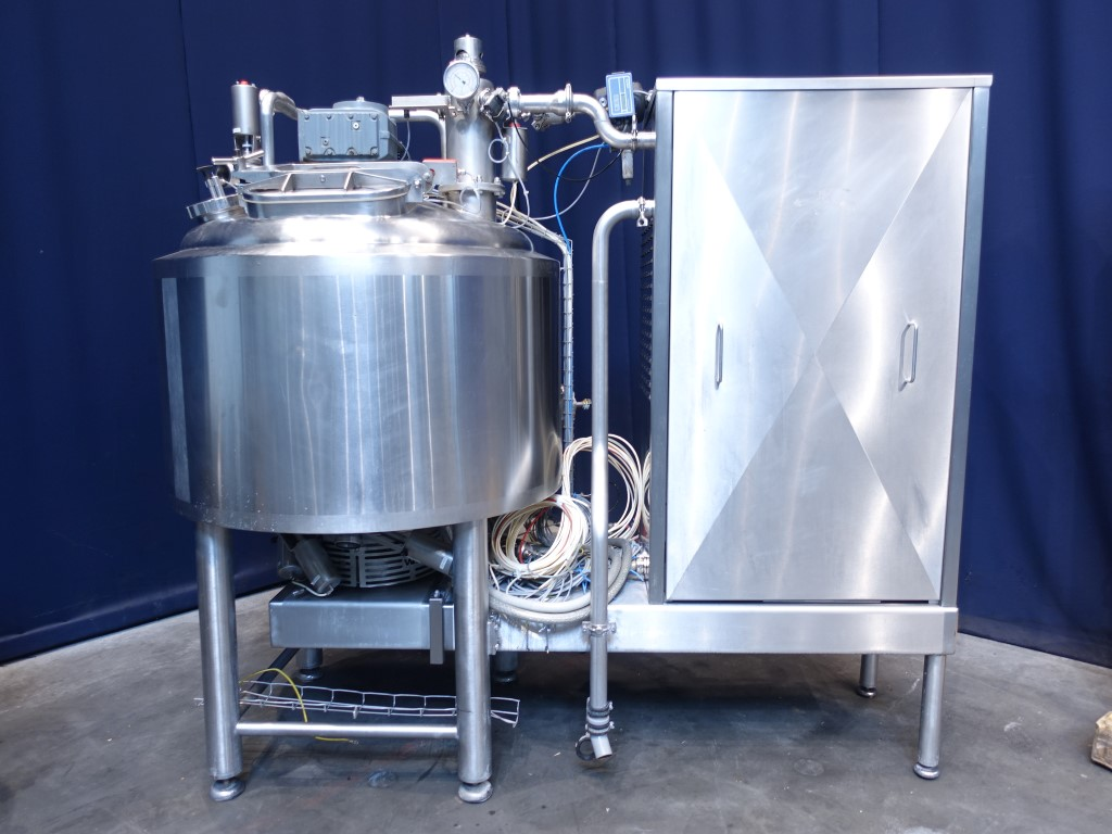 Scanima SRB-500 Powder dissolvers