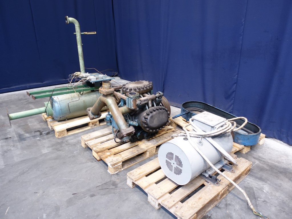 Grasso RC 69 Cooling equipment