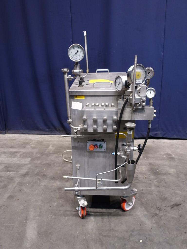Tetra Pak TAS05 High pressure homogenisers