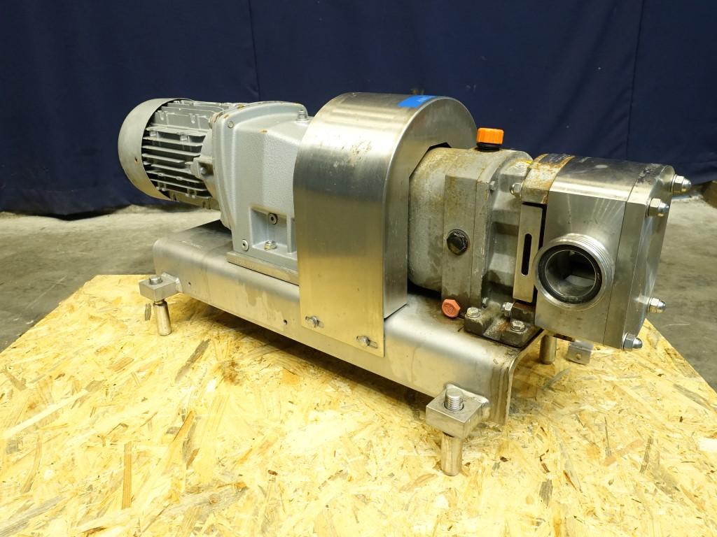 Fristam FL75 L Lobe rotary pumps