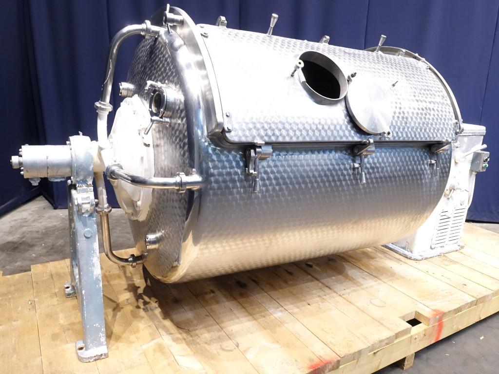 Roversi Butterchurn Butter equipment