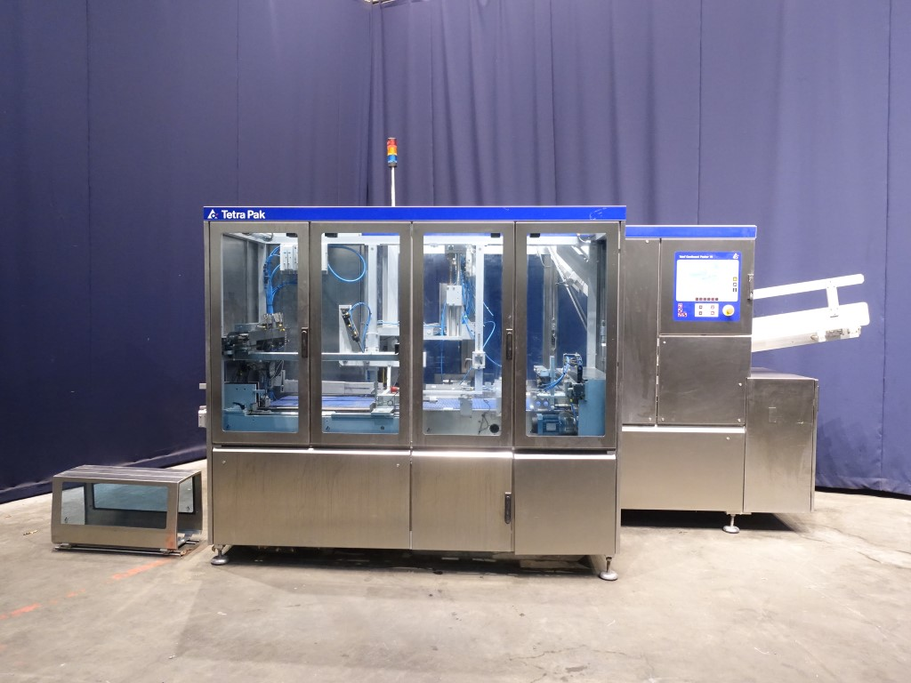 Tetra Pak TCP 70 Machines d'emballage