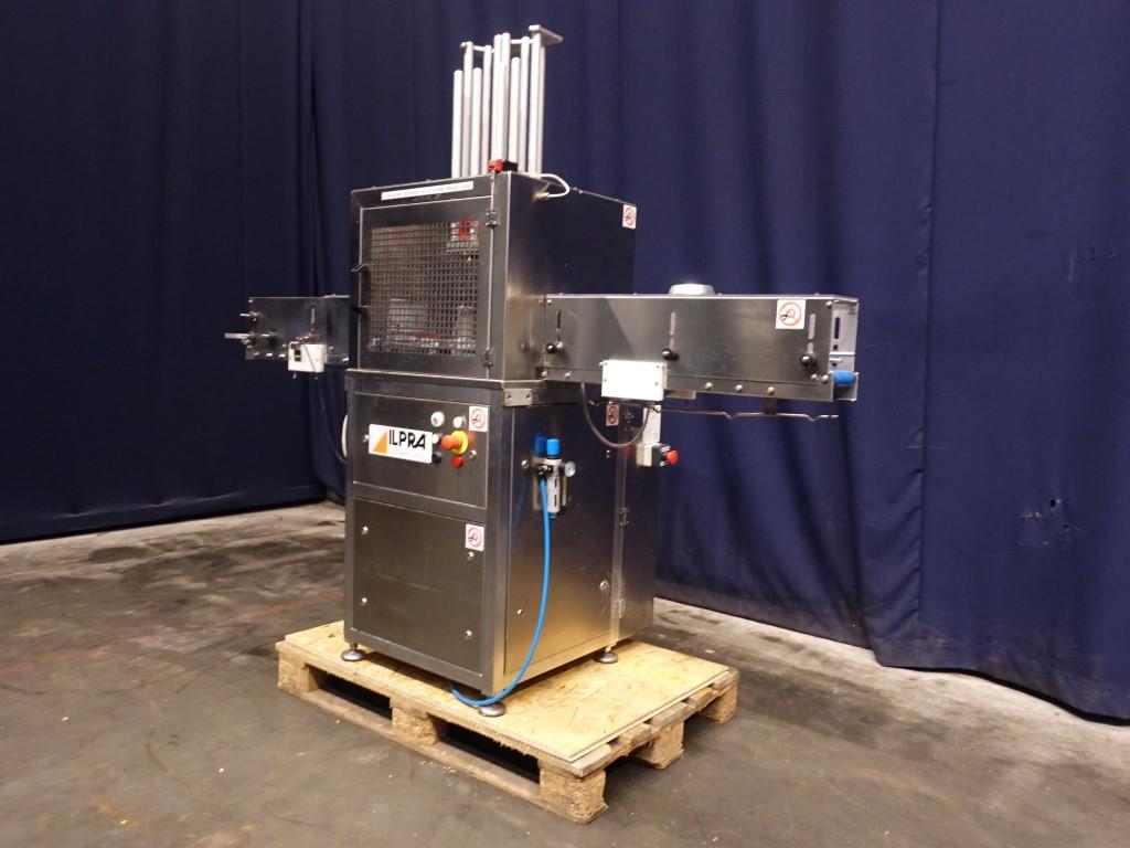 Ilpra Metticoperchi Cup filling machines