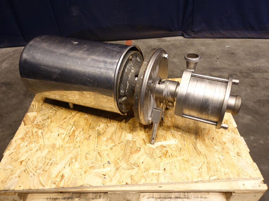 Fristam FM 252 A Centrifugal pumps